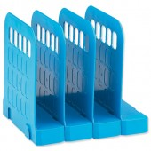 &Avery Basics Book Rack Blue 1136BLUE