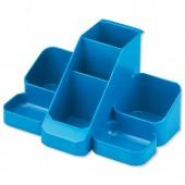 Avery Basics Desk Tidy Blue 1137BLUE
