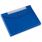 Rexel Optima Job Box 40mm Blue 2102482