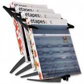 &F/Paper Filario 4 x A5 Std Blk 3472.01