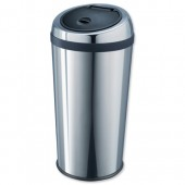 Addis Press Top Ssteel 30ltr Bin 507632
