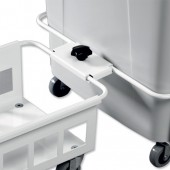 &Durabin Wht Trolley Conct  1801664010