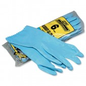 Everyday Rubber Gloves Med Pk6 7060