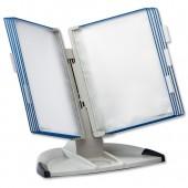 &Tarifold Office Deskstand A4 Blu 734301