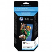 HP No 57 Photo Starter Pack Q7942AE
