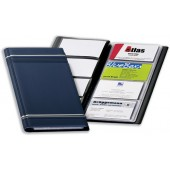 Durable Visifix 96 Bus Card Album Blu
