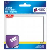 Avery Multi-Use Label 101x50 Wht 45444