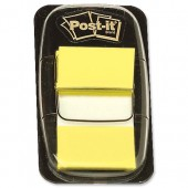 3M Post-It Index Yellow 680-5