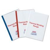 GBC Therm Cvr Blu 1.5mm Ib451102Pk100