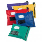 Versapak Mailing Pouch Red CVF3