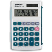 Sharp Calc H/Held Wallet El376SB