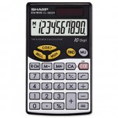 Sharp Calculator H/Held Margins El480SB