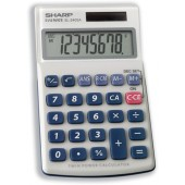 Sharp Calculator H/Held EL240SAB