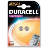 Duracell Batteries D357/10L14 Pk2