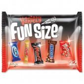 Mars 353g Funsize Variety Bag A07382
