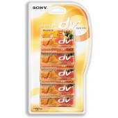 Sony DV Camcorder Tape Pk5 5DVM60PR-BT