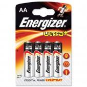 Energizer UltraPlus AA PK4 624651
