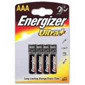 Energizer UltraPlus AAA PK4 632852