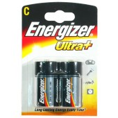 Energizer UltraPlus C PK2 633004