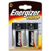 Energizer UltraPlus D PK2 624682