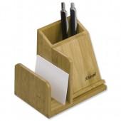 Rexel Bamboo Pen Sorter 2102373