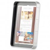 &Tarifold Infostand Port Lit Hldr 550365