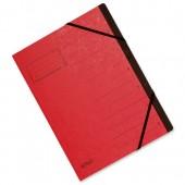 Herlitz Colorspan 7PartFile Red 10843068