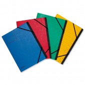 Herlitz Colorspan 12PrtFile Red 10843324
