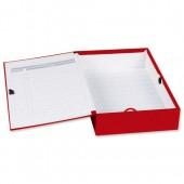 Concord Classic Box Files FC Red C1279