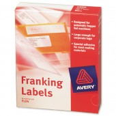 Avery Auto Franking Labels Fl04 Box 1000