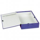 Concord Contrast BoxFile FC Purple 13484
