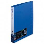 &Snopake ReBorn R/Bndr A4 Blue 15467