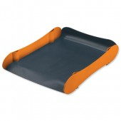 &Avery Infinity Org&Gry Ltr Tray INF1OG