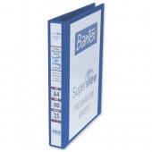 Bantex Prsntatn RBndr 25mm Blu 400001466