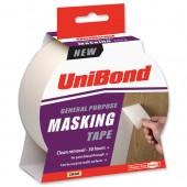 Unibond Masking Tape 25mmx50M 1400398