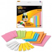 &Post-It SSticky LblPad Ast 525Lbs -M21