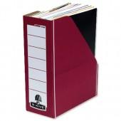 R-Kive Premium Mag File Red/Wht 0722605