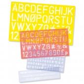 Helix Ltrg Stencil Set 5/10/20/30 H40891