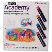 Derwent Academy OilPastelsSet24 2301953