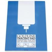 Goldline Prof.Tracing Pad A4 GPT1A4Z