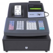 &Sharp Black Cash Register XEA203B