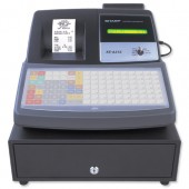 &Sharp Black Cash Register XEA213B