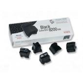 &Xerox Ph8200 InkStx Blk Pk5 016-2040-00