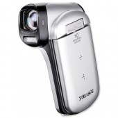 &Sanyo Xacti Silver SD HD Camcorder CG20