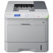 &Samsung Mono Laser Printer ML-6510ND