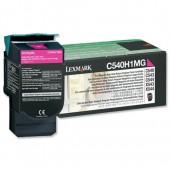 Lexmark C54/X54 Toner Magenta C540H1MG