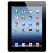 Apple iPad with Retina Display with WiFi + Cellular 32GB - Black