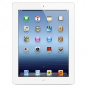 Apple iPad with Retina Display with WiFi + Cellular 16GB - White