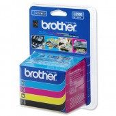 Brother Inkjet Cart Value Pk4 LC900VALBP