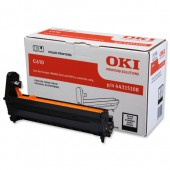 &Oki C610 Drum Unit Black 44315108